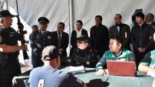 Hoy inició módulo de Sí al desarme, sí a la paz en Iztacalco