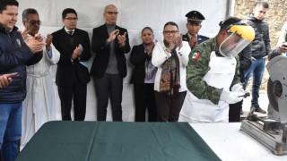 Comienza Sí al desarme, sí a la paz en Milpa Alta